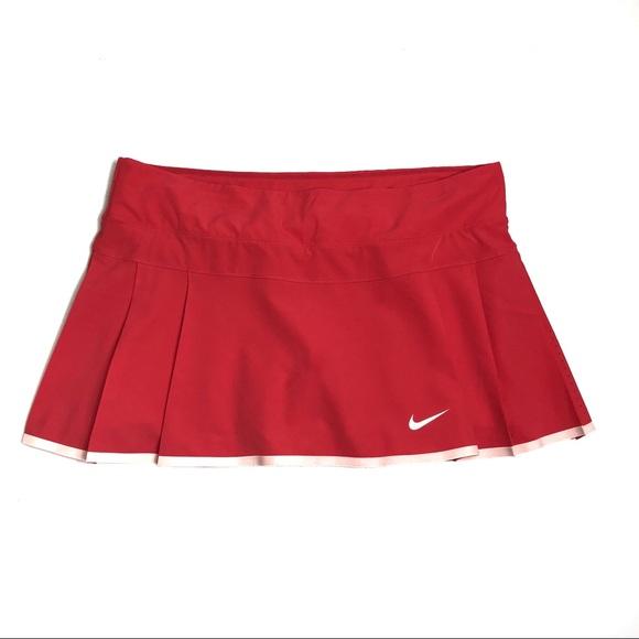 ef9dbb860 Nike Premier Maria Sharapova Coral Athletic Skirt.  M_5b29b14745c8b32992154d7f